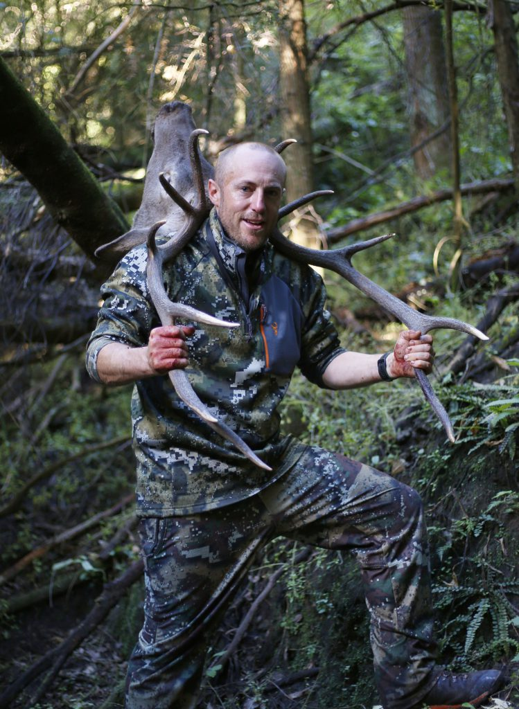 Hunting Guide Jeremy Hanaray